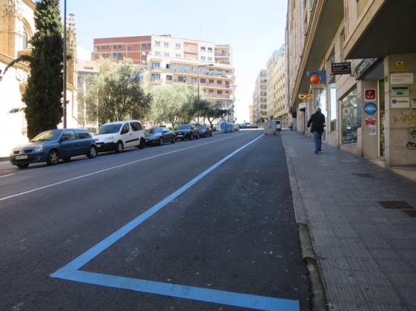 ora zona azul aparcamiento coronavirus