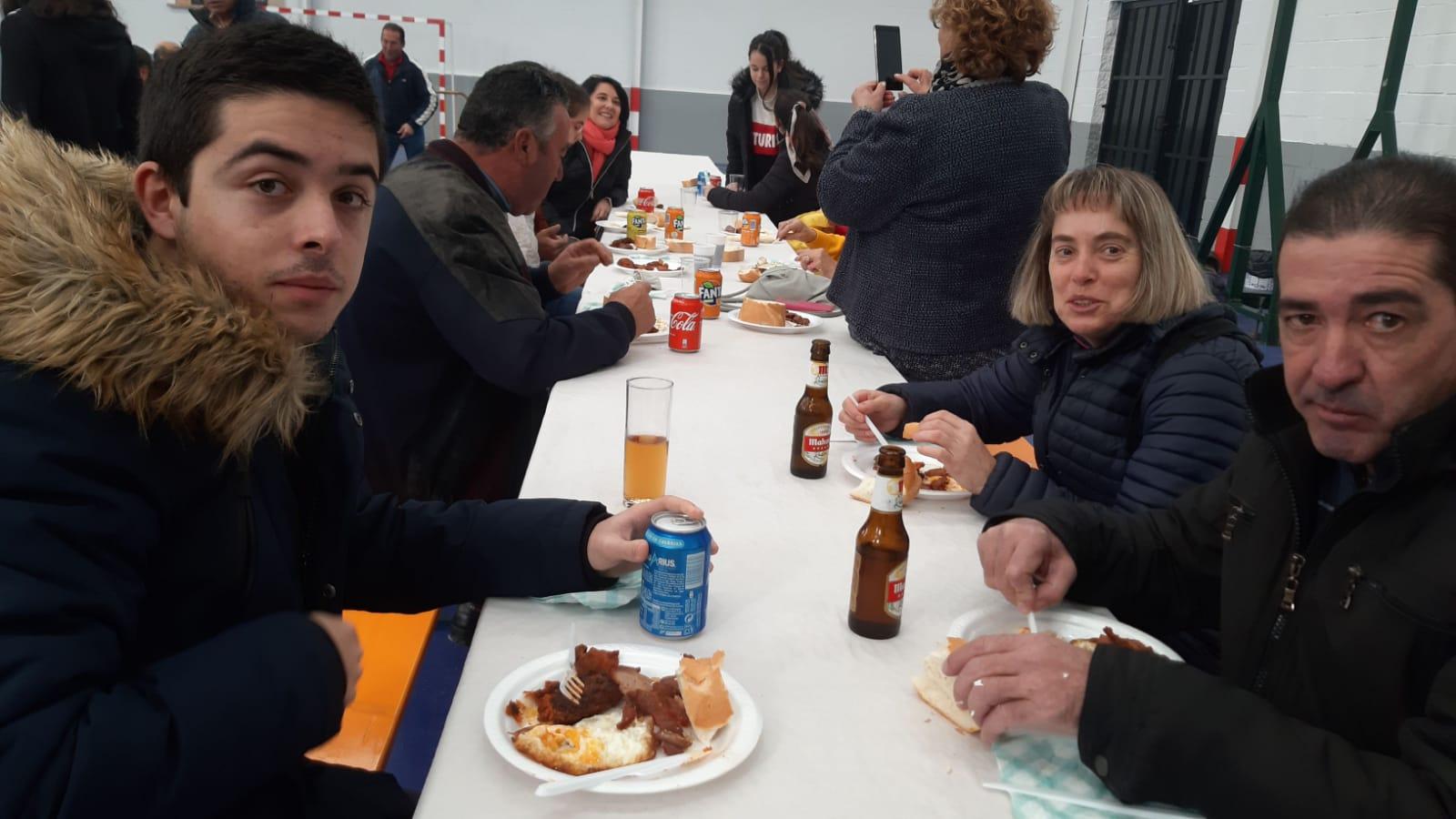 Valdelosa celebra su Matanza Tradicional.
