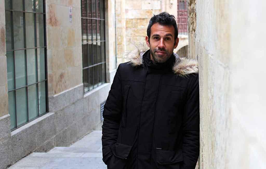 Cristian Portilla, jugador cántabro de Unionistas de Salamanca repasa su vida futbolística.