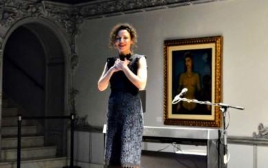 Sheila Blanco ofrece un concierto en la Casa Lis el viernes 6 a las 21.00 horas.