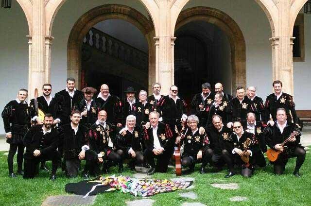 La Asociación de antiguos tunos Universidad de Salamanca organiza el I Certamen Internacional de Tunas online