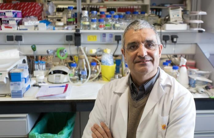 David Arranz / ICAL . Dr. Xosé R. Bustelo, investigador del Centro de investigación del cáncer de Salamanca