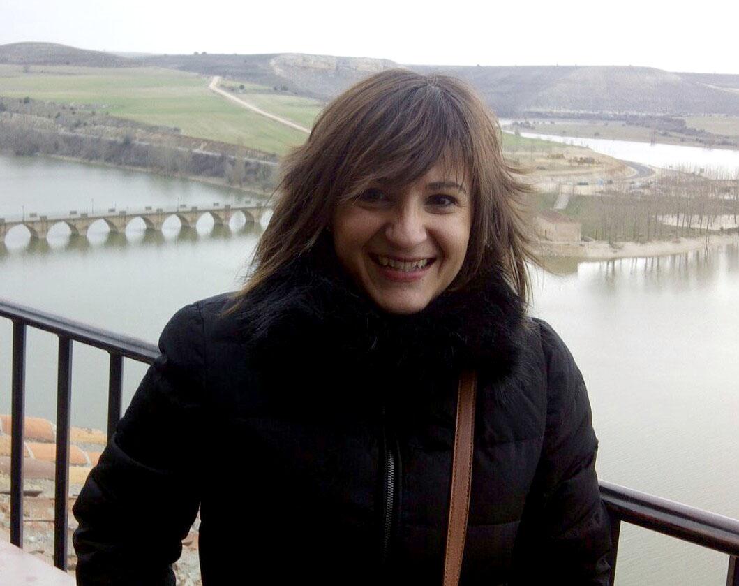 ICAL . Mónica Postigo, trabajadora en un comercio de Segovia