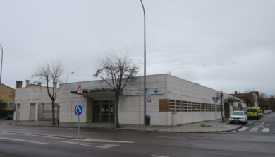 centro salud periurbana sur 3 salas bajas