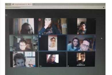 Consejo de la Ciudad de los Niños virtual en Carbajosa.