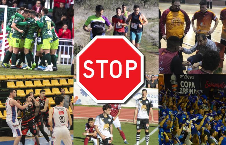 El deporte en Salamanca, parece que no retomará las competiciones… salvo sorpresa.