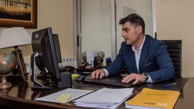 Alberto Lozano, responable de , responsable de Fiscalia Gestión Integral.