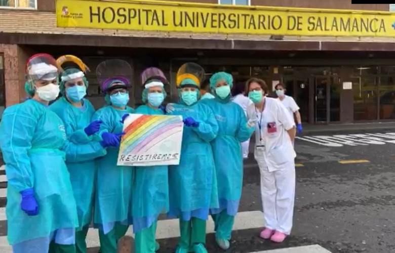 hospital clinico urgencias coronvirus 4