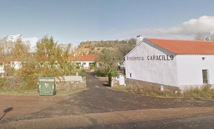 residencia caracillo ciudad rodrigo