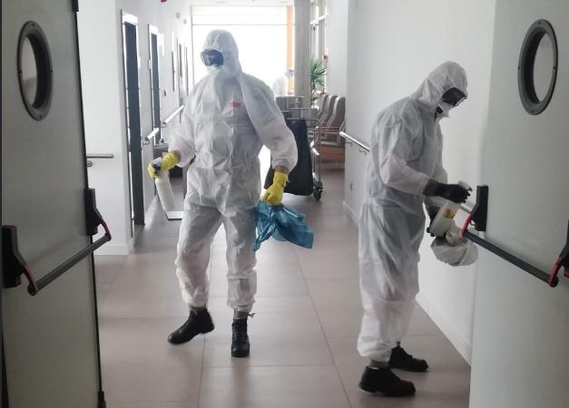 residencia mayores ume desinfecta villaverde guareña