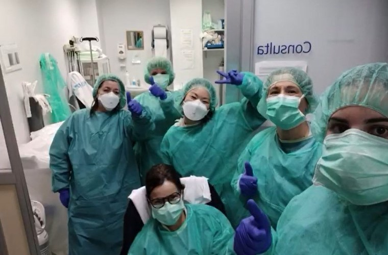 urgencias clinico coronavirus