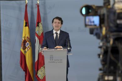 ICAL. Alfonso Fernández Mañueco, presidente de la Junta de Castilla y León.