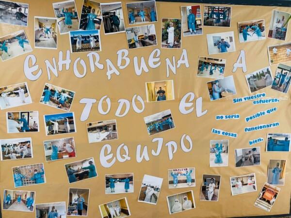El Residencial La Vega ha estado libre de coronavirus durante toda la pandemia. Foto. Facebook.