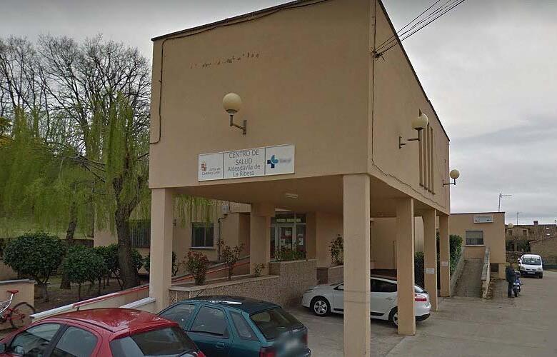 aldeadavila centro salud
