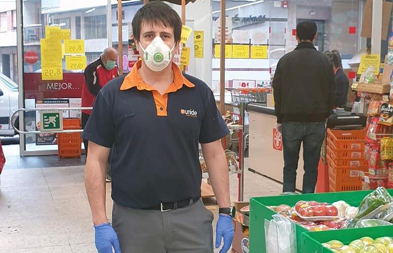 Antonio López, responsable de Unide Market.