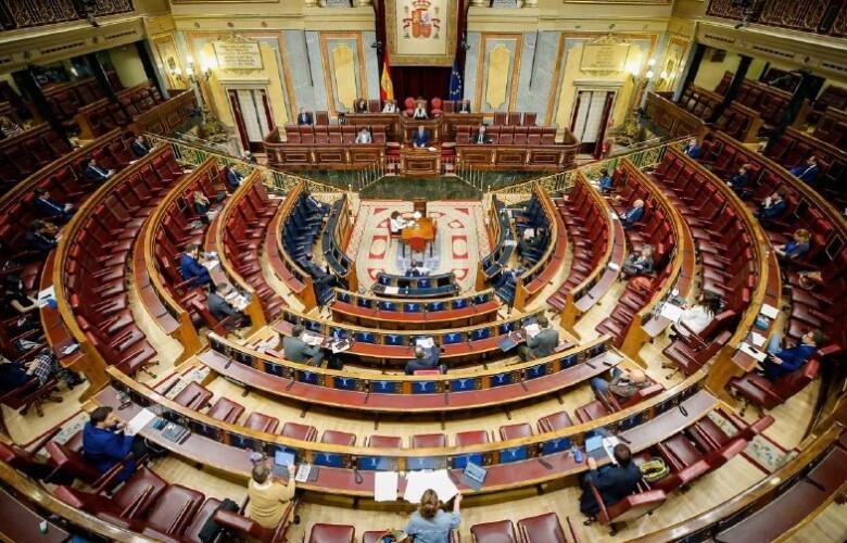 congreso pleno prorroga estado alarma