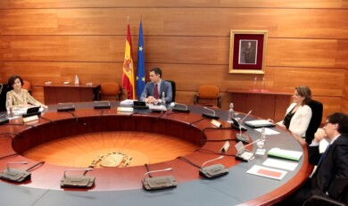 consejo ministro coronavirus pedro sanchez