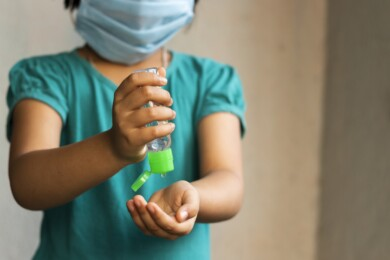 Salamanca registró seis casos de covid-19 en niños.