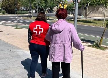 cruz roja acompañamiento coronavirus
