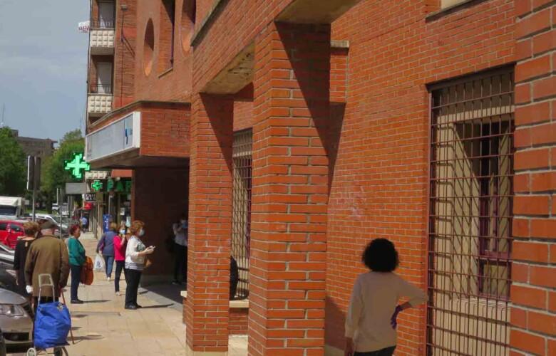 desescalada fase cero confinamiento coronavirus centro salud alamedilla pacientes esperan 4 mayo