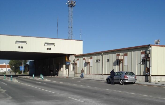 Frontera Fuentes de Oñoro.