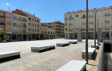 guijuelo plaza mayor