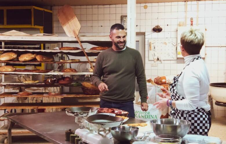 El chef Gonzalo D'Ambrosio llega hasta la Raya salmantina con su programa de La2 el sábado 16 a las 18.30 horas.