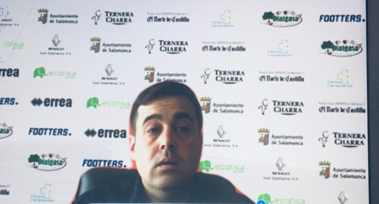 Diego Hernansanz, nuevo director deportivo de Unionistas.