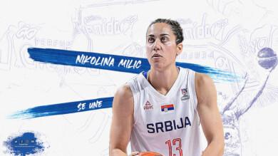 Nikolina Milic, primer fichaje que aterriza en Avenida