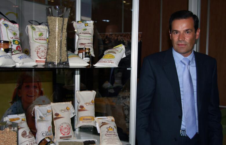 Nicolás Armenteros, director técnico de Legumbres de Calidad
