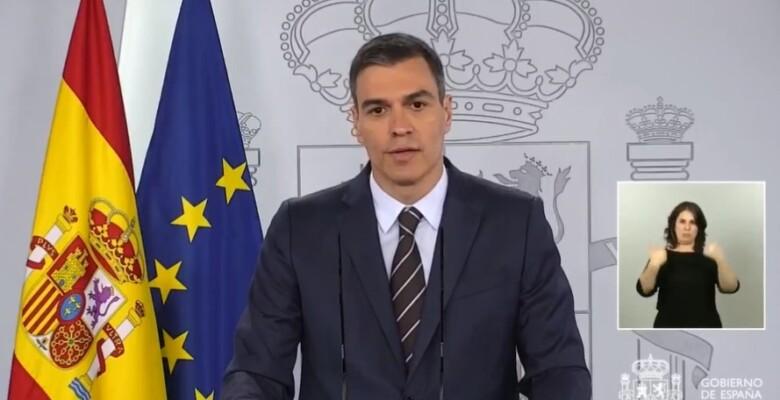 pedro sanchez desescalada 23 mayo