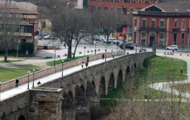 puente romano gente