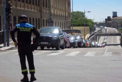 vox manifestacion contra gobierno coches coronavirus (9)