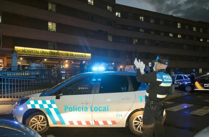 La Policía Local ha realizado más de 3.000 actuaciones desde que se decretó el estado de alarma.