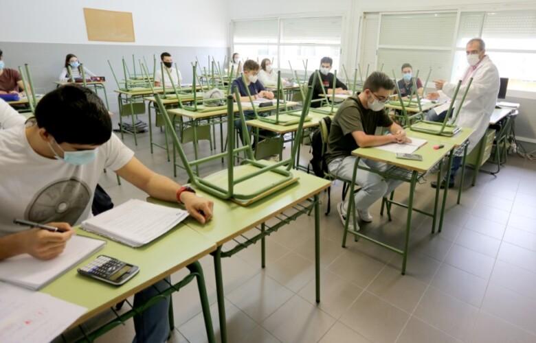 alumnos preparan ebau valladolid ical