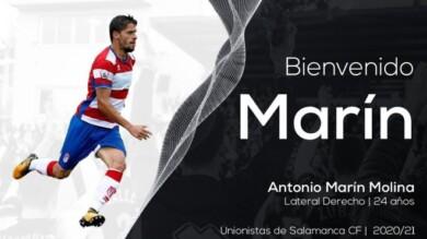 Antonio Martín, nuevo fichaje de Unionistas.