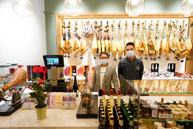 Apertura Manel Gourmet en el CC El Tormes