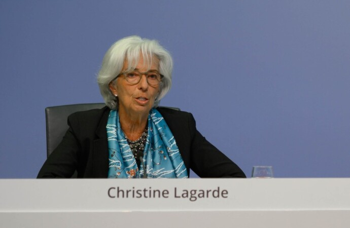 banco central europeo christine lagarde