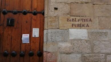 Biblioteca de la Casa de las Conchas. (3)