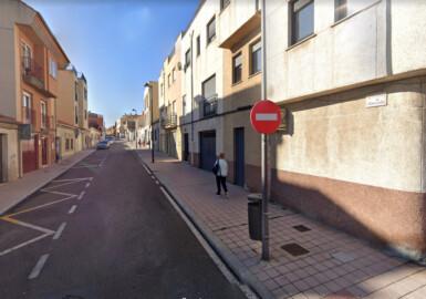 Calle Camino de Miranda.