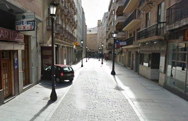 calle espoz y mina