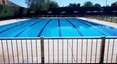carbajosa piscina