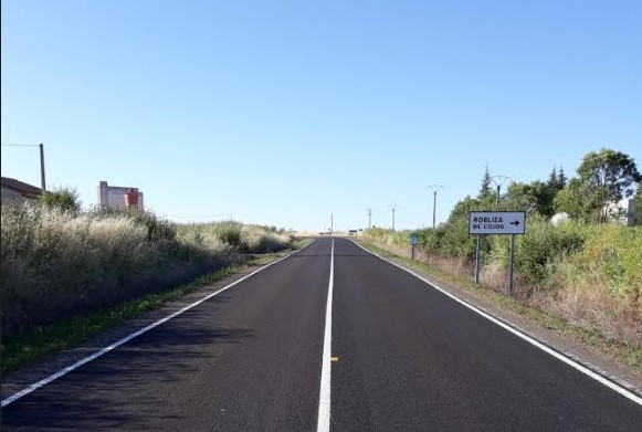 carretera junta vecino robliza cojos