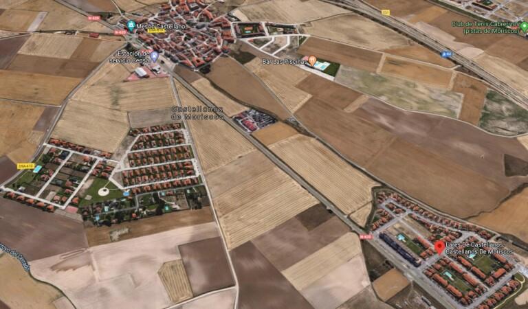 castellanos y dos urbanizaciones