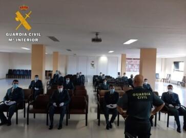 guardias civiles practicas