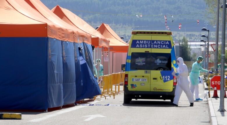 hospital rio hortega ical pandemia coronavirus