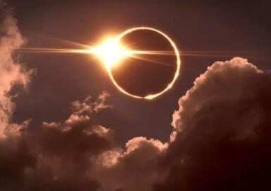 El próximo 21 de junio solo algunos pocos afortunados podrán disfrutar lugar del eclipse solar anular.