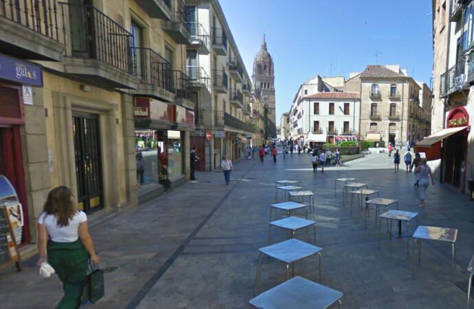 La Rúa, Salamanca.
