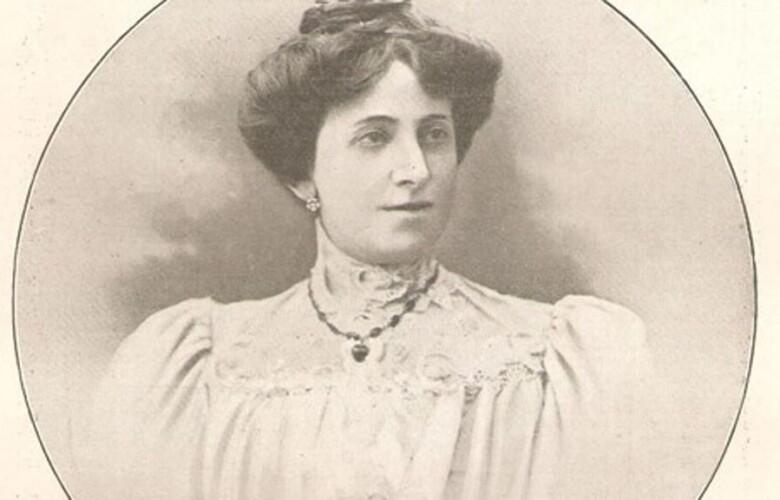 Matilde Cherner, la escritora salmantina que firmaba con el seudónimo de Rafael Luna en el siglo XIX.