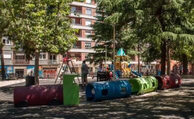 parque alamedilla abierto juegos fin estado alarma coronavirus